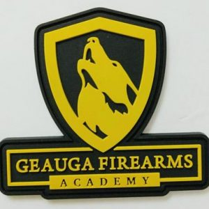 Geauga Firearms Academy PVC Patch